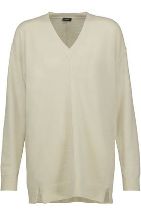 WOMAN CASHMERE SWEATER BEIGE