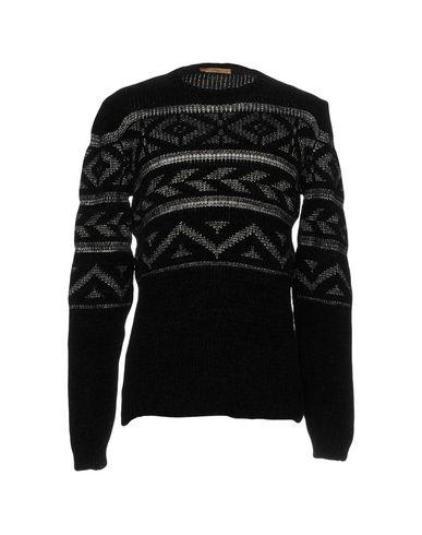 Фото - Мужской свитер NUUR черного цвета
