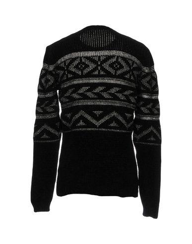 Фото 2 - Мужской свитер NUUR черного цвета