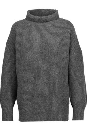 SEA Wool and cashmere-blend turtleneck sweater