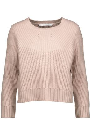 DIANE VON FURSTENBERG Rayne cable-knit sweater