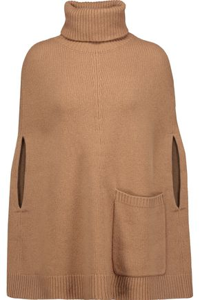 JOSEPH Cashmere turtleneck cape