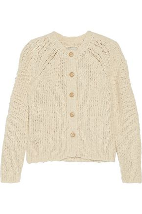 CURRENT/ELLIOTT The Cozy cotton cardigan