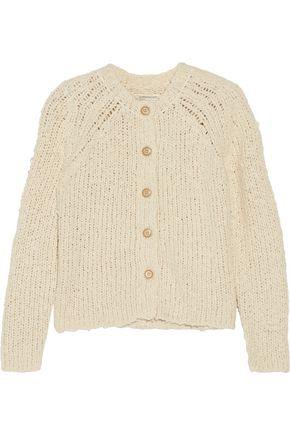 CURRENT/ELLIOTT The Cozy cotton cardigan