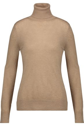 A.P.C. Judith cashmere turtleneck sweater