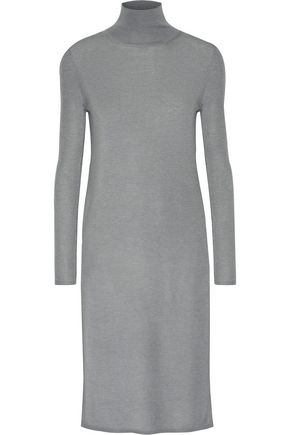 SOYER Layered cashmere turtleneck tunic