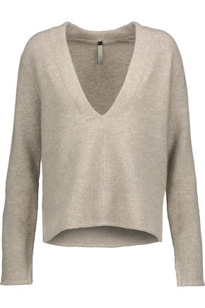 SOYER Wool-blend sweater