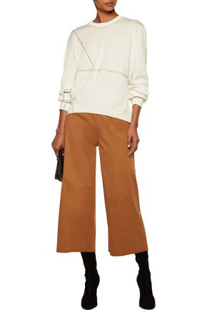 ACNE STUDIOS Anya embroidered cotton sweater