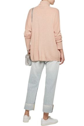 JOIE Nuan oversized cashmere turtleneck sweater
