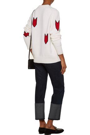 RAG & BONE Jackson merino wool intarsia sweater