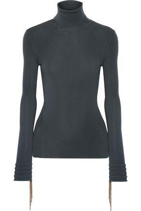NINA RICCI Wool turtlneck sweater