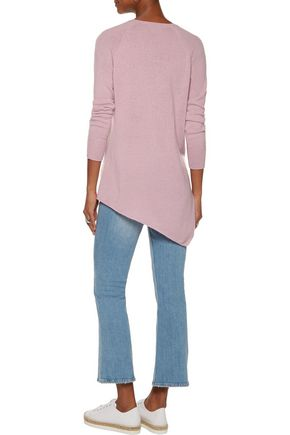 JOIE Shatoria asymmetric cashmere sweater