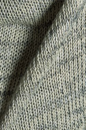 JOIE Sona fringed linen-blend cardigan