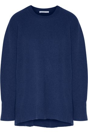 SANDRO Marled wool sweater