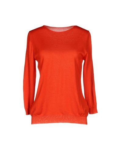 Фото - Женский свитер ROBERTO COLLINA красного цвета