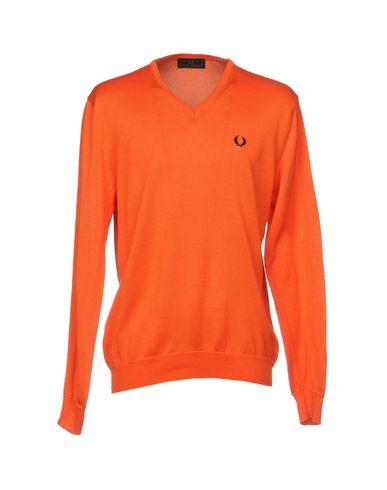 Фото - Мужской свитер  оранжевого цвета