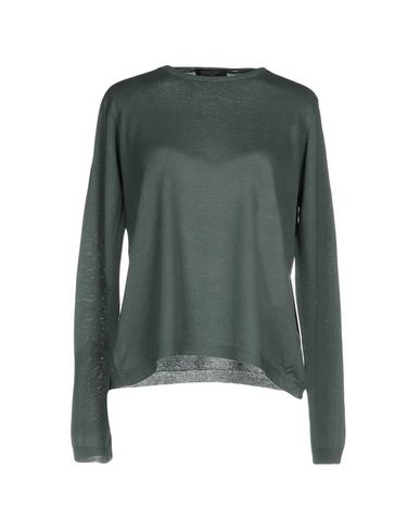 Фото - Женский свитер ARAGONA цвет зеленый-милитари