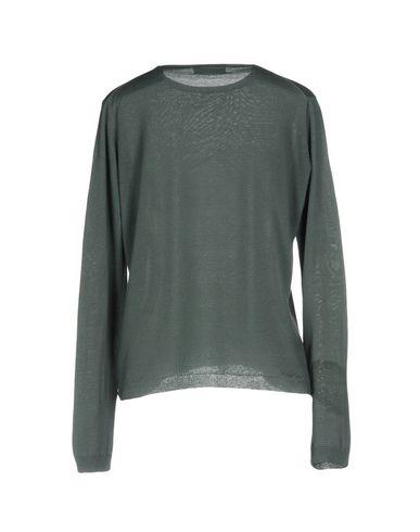 Фото 2 - Женский свитер ARAGONA цвет зеленый-милитари