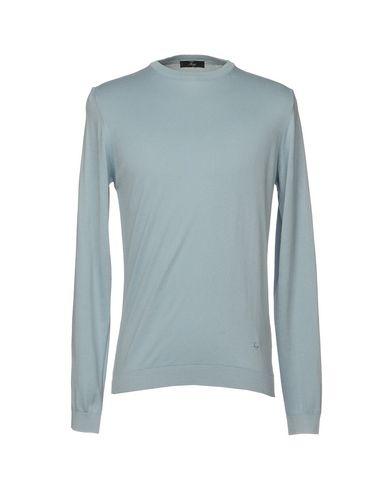 Купить Мужской свитер FAY небесно-голубого цвета