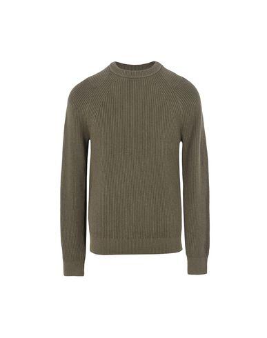 Купить Мужской свитер  цвет зеленый-милитари