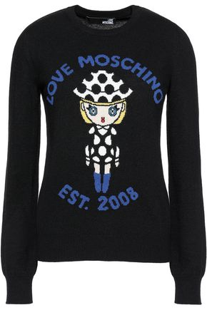 LOVE MOSCHINO Fine Knit