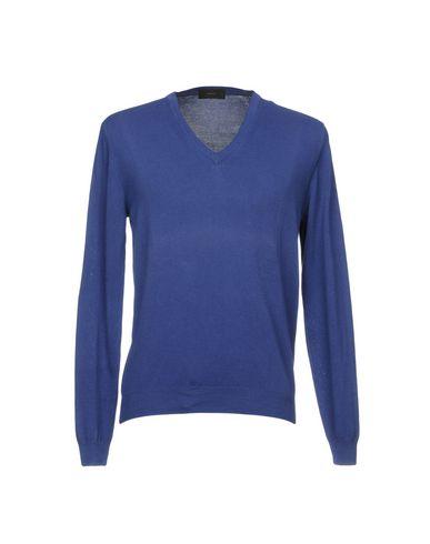 Фото - Мужской свитер  темно-фиолетового цвета