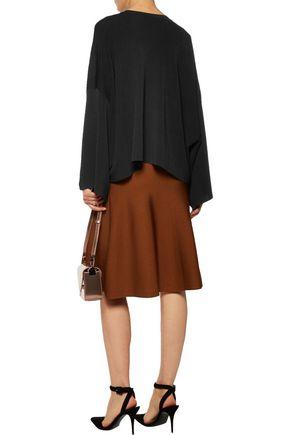 JIL SANDER Oversized stretch-knit top