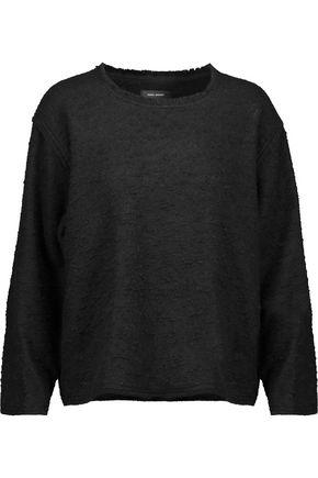 ISABEL MARANT Fara alpaca-bouclé sweater