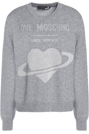 LOVE MOSCHINO Fine Knit