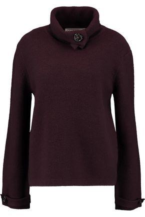 GOAT LIBRARY Halston wool-blend turtleneck sweater