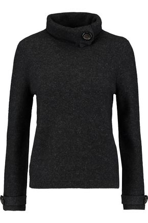 GOAT LIBRARY Halston wool-blend turtleneck sweater