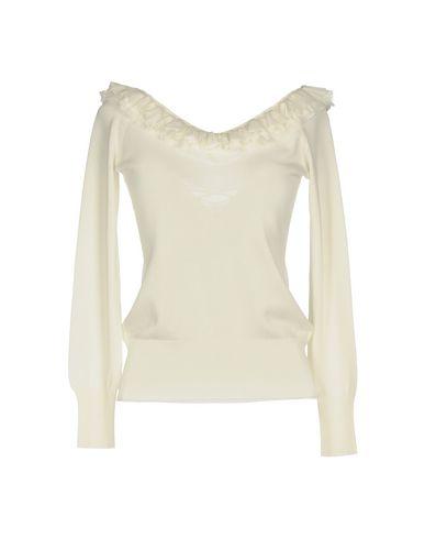 Купить Женский свитер  белого цвета
