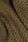 VANESSA SEWARD Open-knit cotton sweater