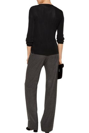 VANESSA SEWARD Coline ribbed-knit cardigan