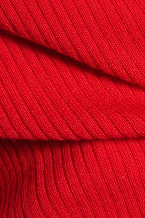 VANESSA SEWARD Barbara ribbed merino wool cardigan