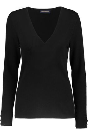 VANESSA SEWARD Bettina ribbed merino wool sweater