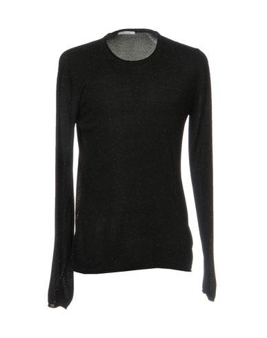 Фото - Мужской свитер BERNA черного цвета