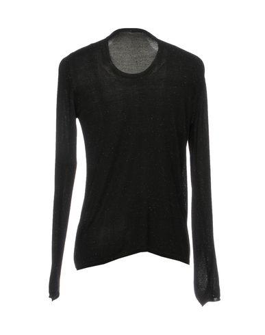 Фото 2 - Мужской свитер BERNA черного цвета