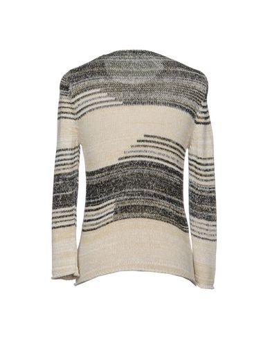 Фото 2 - Мужской свитер BERNA бежевого цвета