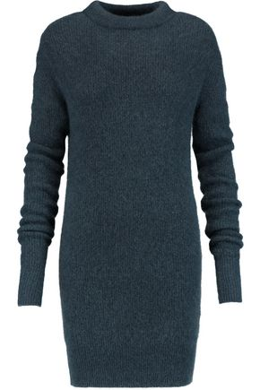 ACNE STUDIOS Visa knitted sweater dress