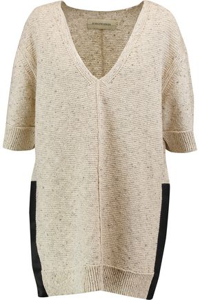 BY MALENE BIRGER Lotty textured-knit sweater