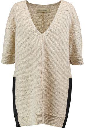 BY MALENE BIRGER Lotty textured-knit sweater