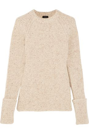 JOSEPH Ribbed wool-blend sweater