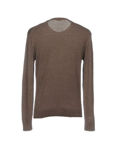 Фото 2 - Мужской свитер  цвет какао