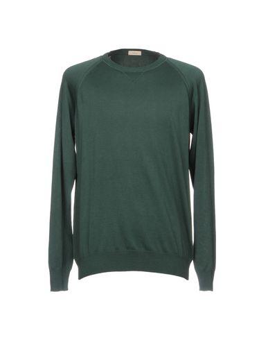 Фото - Мужской свитер  изумрудно-зеленого цвета