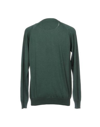 Фото 2 - Мужской свитер  изумрудно-зеленого цвета
