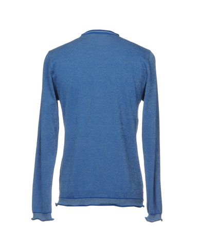 Фото 2 - Мужскую толстовку OBVIOUS BASIC ярко-синего цвета