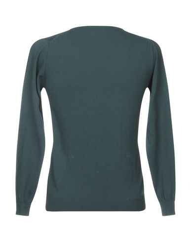 Фото 2 - Мужской свитер RETOIS цвет цвет морской волны