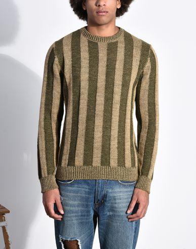Фото 2 - Мужской свитер EDWA цвет зеленый-милитари