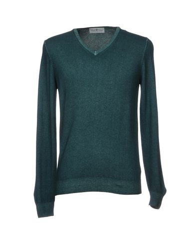 Фото - Мужской свитер  цвет цвет морской волны